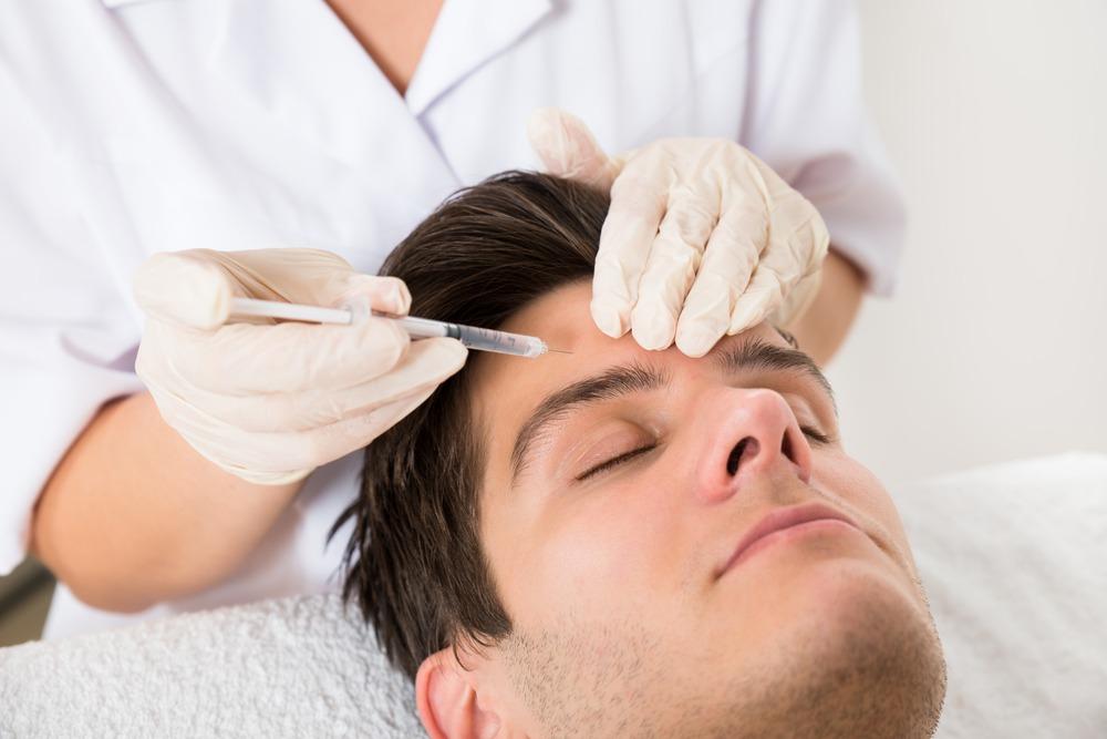 Botox for Men Northern Virginia